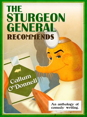 cover image of The Sturgeon General Recommends Callum O'Donnell