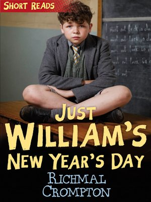 cover image of William's New Year's Day