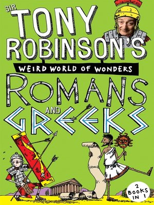 cover image of Tony Robinson's Weird World of Wonders
