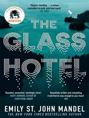 cover image of The Glass Hotel