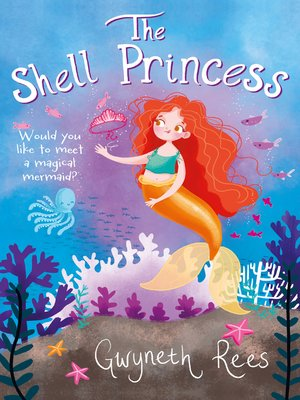 cover image of The Shell Princess