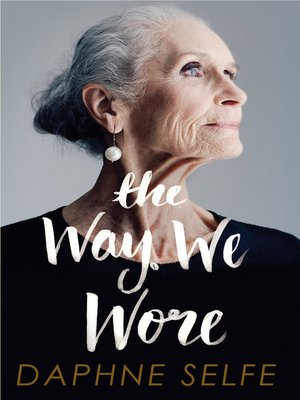 cover image of The Way We Wore
