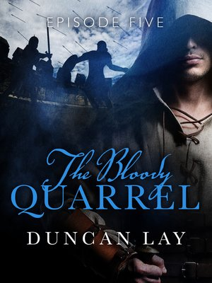 cover image of The Bloody Quarrel, Episode 5