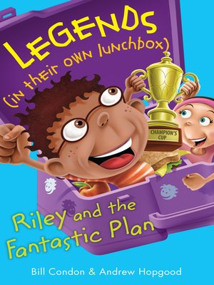 cover image of Riley and the Fantastic Plan