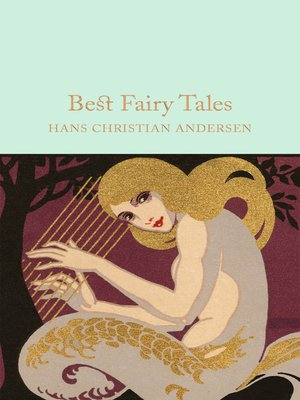 cover image of Best Fairy Tales