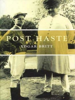 cover image of Post Haste