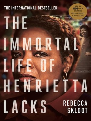 cover image of The Immortal Life of Henrietta Lacks