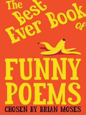 cover image of The Best Ever Book of Funny Poems