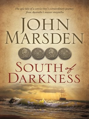 cover image of South of Darkness
