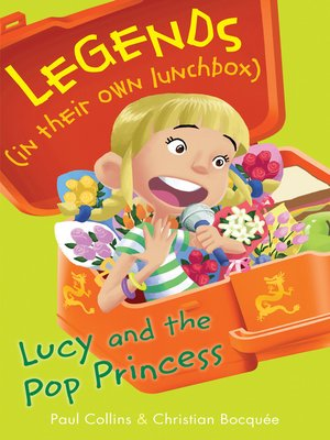 cover image of Lucy, Pop Princess