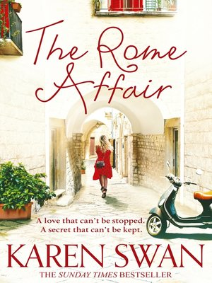 cover image of The Rome Affair