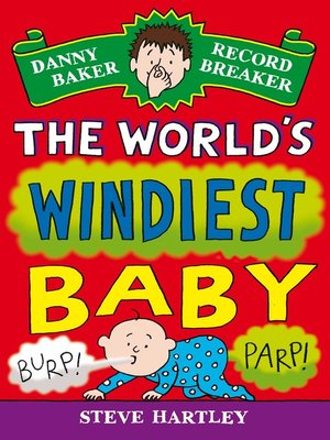 cover image of The World's Windiest Baby