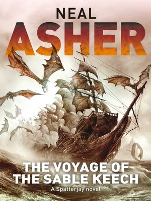 cover image of The Voyage of the Sable Keech