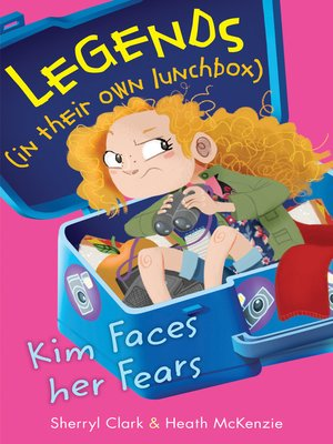 cover image of Kim Faces Her Fears