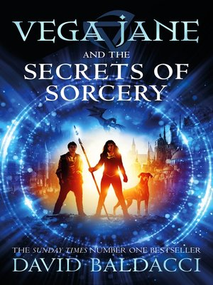 cover image of Vega Jane and the Secrets of Sorcery