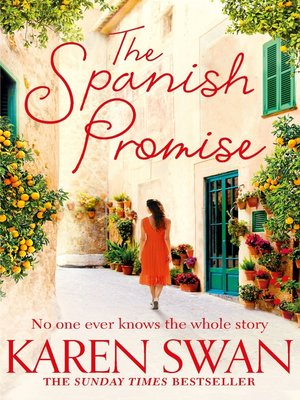 cover image of The Spanish Promise