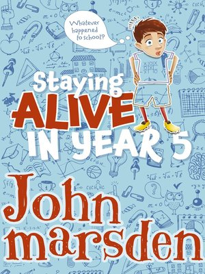 cover image of Staying Alive in Year 5