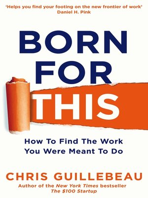 cover image of Born For This