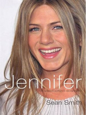 cover image of Jennifer Aniston