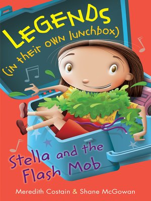 cover image of Stella and the Flash Mob