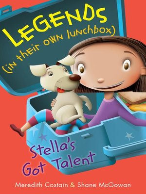 cover image of Stella's Got Talent