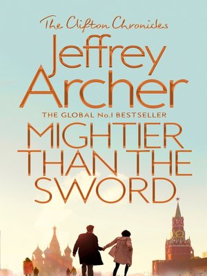 cover image of Mightier Than the Sword