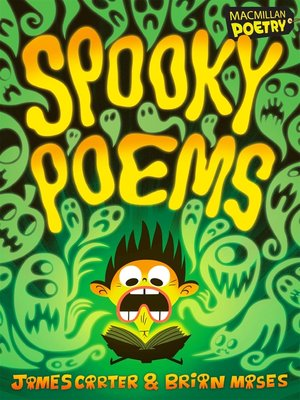 cover image of Spooky Poems