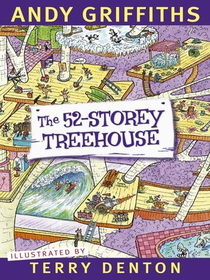 cover image of The 52-Storey Treehouse