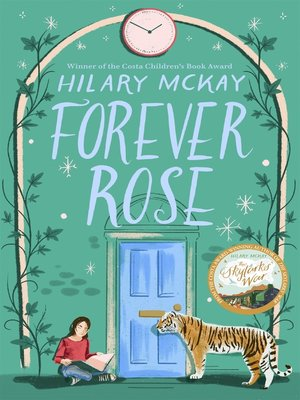 cover image of Forever Rose