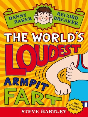 cover image of The World's Loudest Armpit Fart