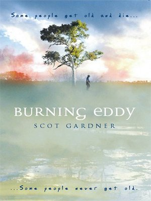 cover image of Burning Eddy