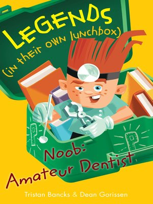 cover image of Noob, Amateur Dentist