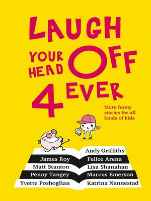 cover image of Laugh Your Head Off 4 Ever