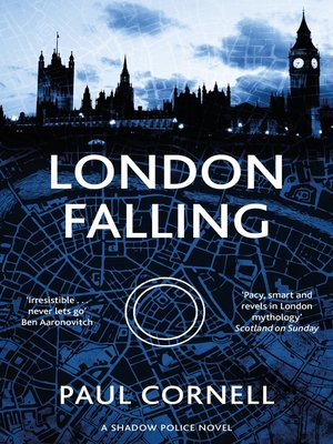 cover image of London Falling