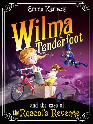 cover image of Wilma Tenderfoot and the Case of the Rascal's Revenge