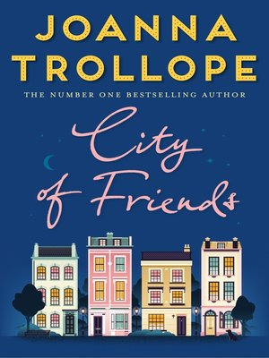 cover image of City of Friends