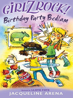 cover image of Birthday Party Bedlam