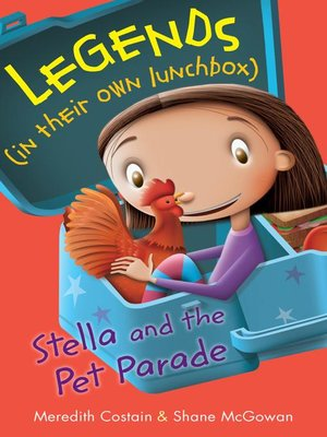 cover image of Stella and the Pet Parade