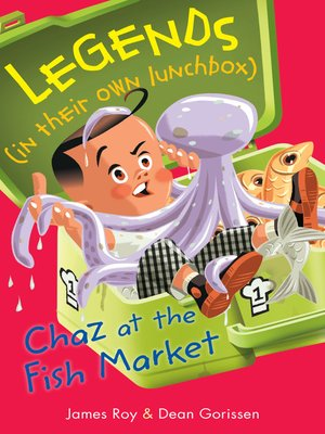cover image of Chaz at the Fish Market