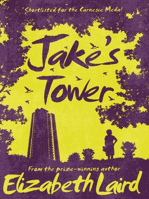 cover image of Jake's Tower