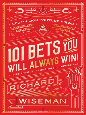cover image of 101 Bets You Will Always Win