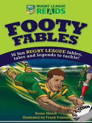 cover image of Rugby League Reads