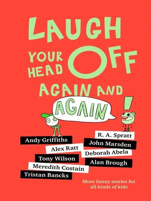 cover image of Laugh Your Head Off Again and Again