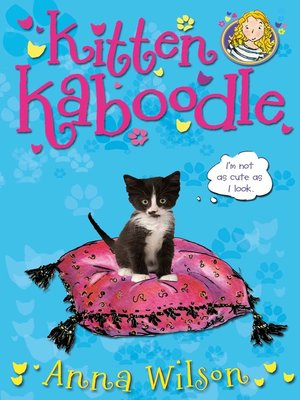 cover image of Kitten Kaboodle