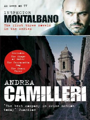 cover image of Inspector Montalbano