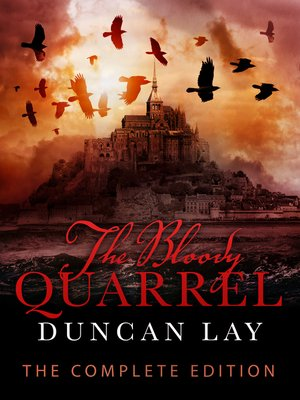 cover image of The Bloody Quarrel