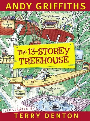 cover image of The 13-Storey Treehouse