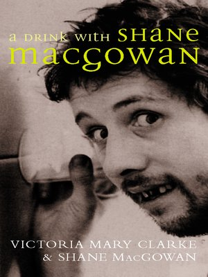 cover image of A Drink with Shane Macgowan