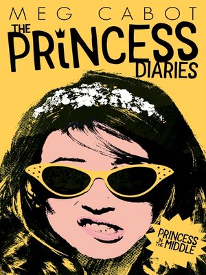cover image of Princess in the Middle