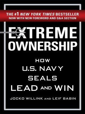 cover image of Extreme Ownership